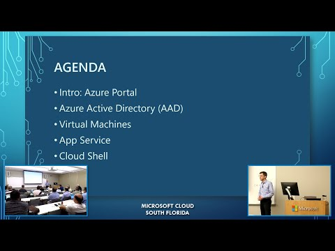 MCSFUG 102: Azure Fundamentals / Lap Around The Portal