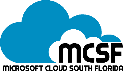Microsoft Cloud South Florida User Group